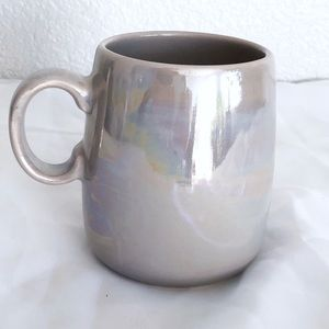 Iridescent made in Morocco coffee mug